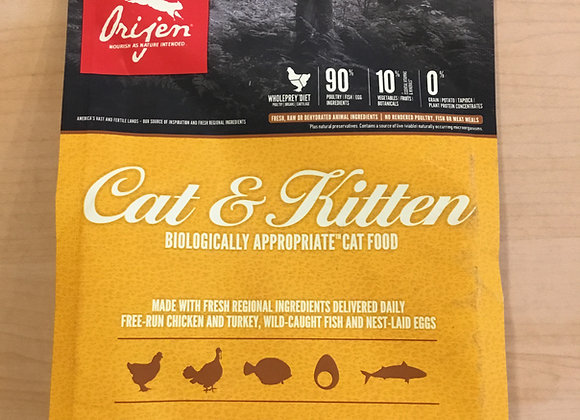 Orijen - cat & kitten 12oz