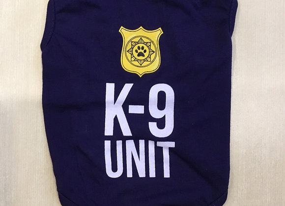 Halloween - K-9 unit costume, small