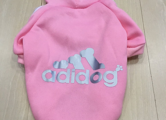 Shirt - Adidog, extra small-small