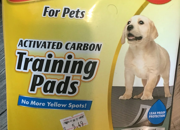 Glad puppy pads, 14 pack