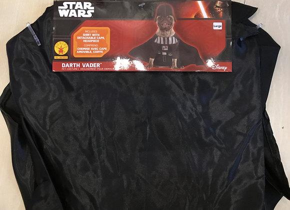 Halloween - Darth Vader costume, large