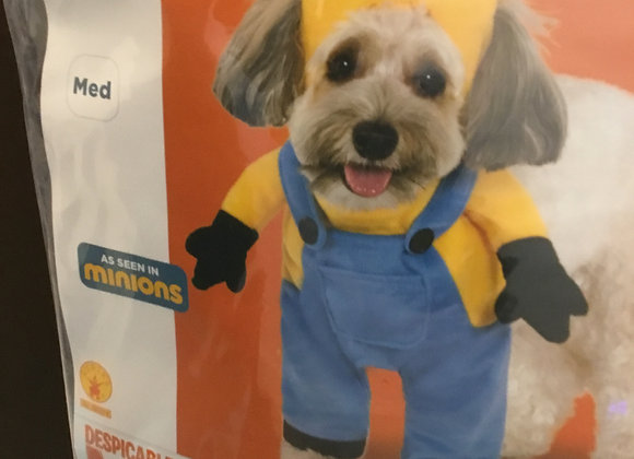 Halloween - minion costume, Two eyes, medium