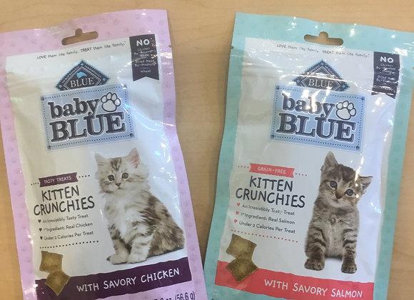 Blue Buffalo - Baby Blue kitten crunchies, 2oz