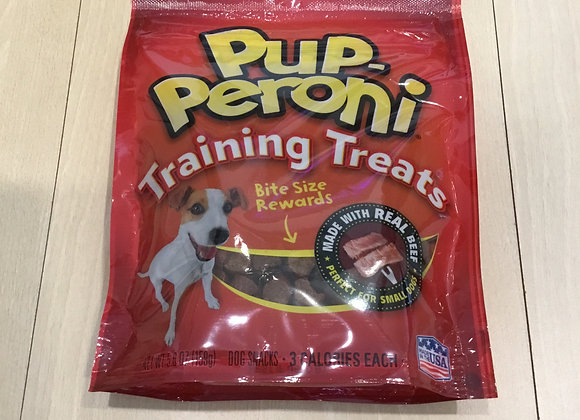 Pepperoni Training Treats, 5.6oz