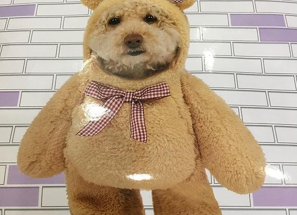 Halloween -Bear costume, med/large/XL