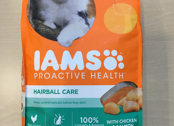 Iams - Proactive Health Hairball Care