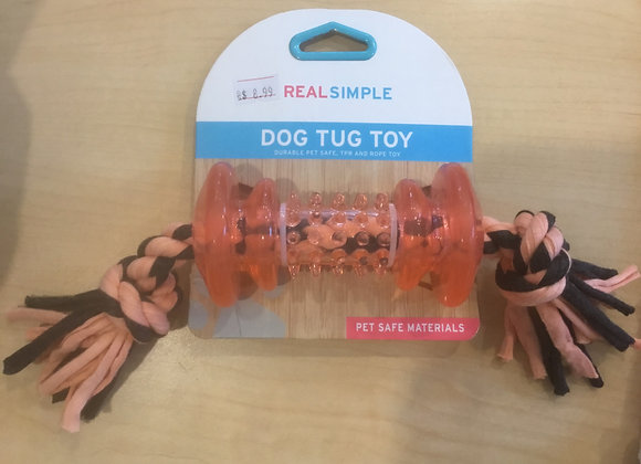 RealSimple Dog tug rope toy