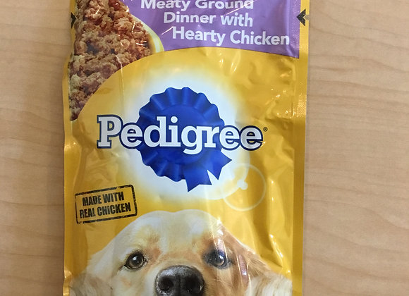 Pedigree - pouch, wet food