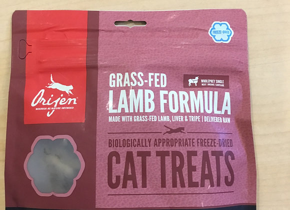 Orijen - freeze dried cat treat, lamb, 1.5oz