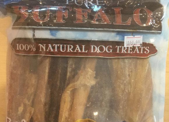 Pure Buffalo - 100% Natural dog treats, pack