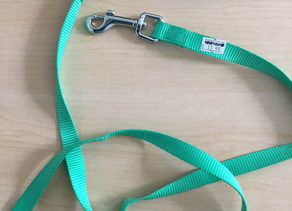 Leash - Blueberry pets, green
