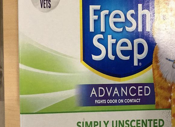 Fresh Step litter, 18.5lbs