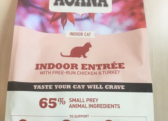 Acana - Indoor Cat Entree, Chicken & Turkey, 4lbs
