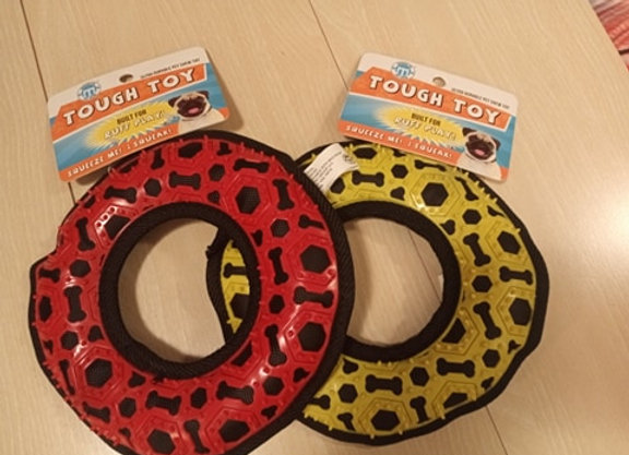 Tough Toy - Tire Frisbee
