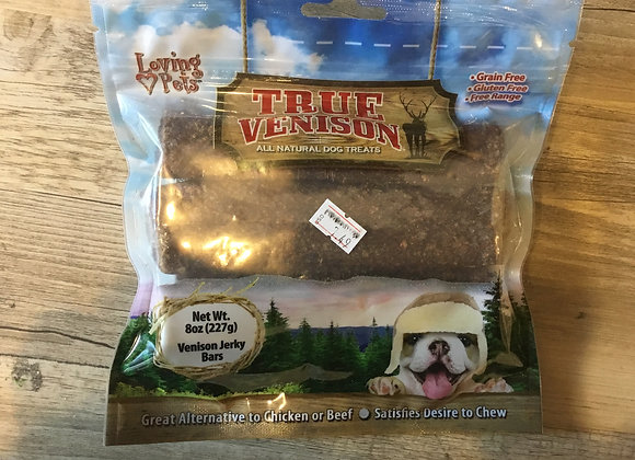 Loving Pets - True venison treats