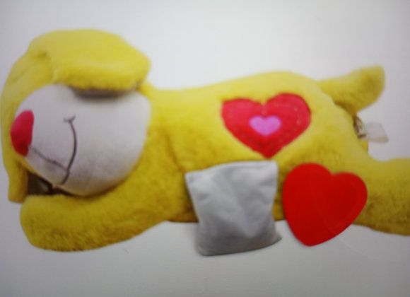 Heartbeat Plush Toy - assorted