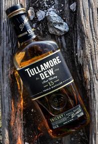 "Tullamore Dew 15 Year ""Trilogy"" Blend"