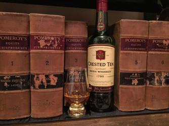 Crested Ten (Old Label/Bottling)