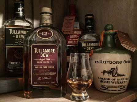 Tullamore Dew 12 Year Single Malt (Sherry Cask Finish)