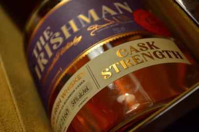 The Irishman Cask Strength (2013 Vintage)