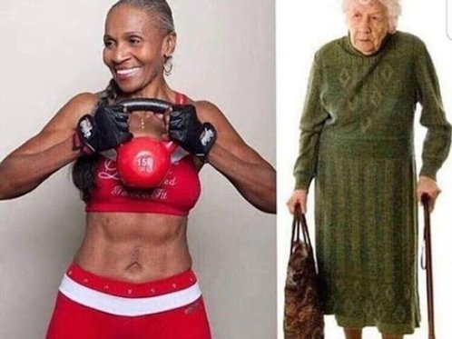 How to fight against aging