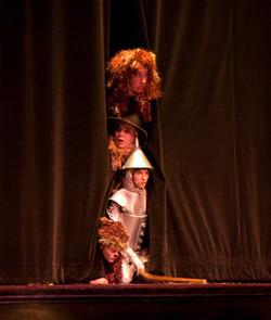 Scarecrow, Wizard of Oz
