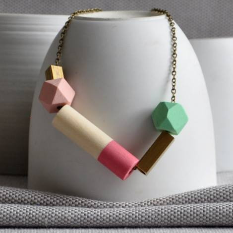 Arty Smarty Necklace