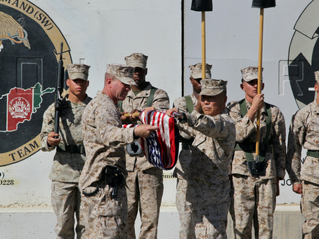 Letting Go of Afghanistan