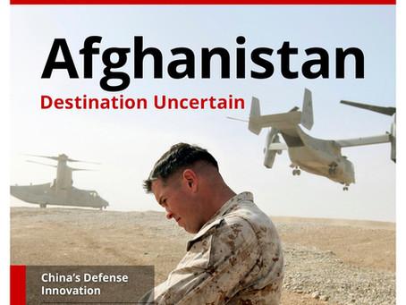 Afghanistan's Downward Spiral Since 2011