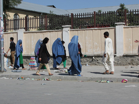 It's not Just the Taliban, Afghan Men Are a Threat to Afghan Women