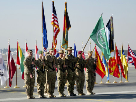 Withdrawal from Afghanistan, Who's to Blame?