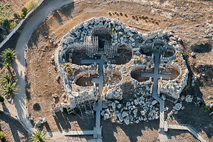 temples gozo