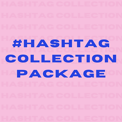 Hashtag Collection Package