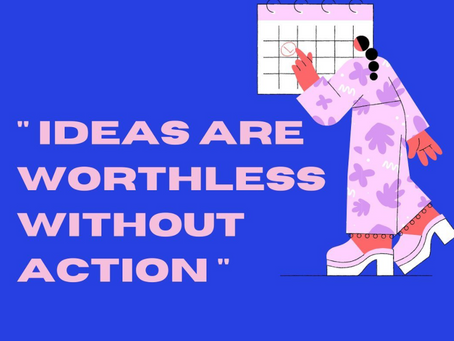 How To Make Business Ideas Into Actions