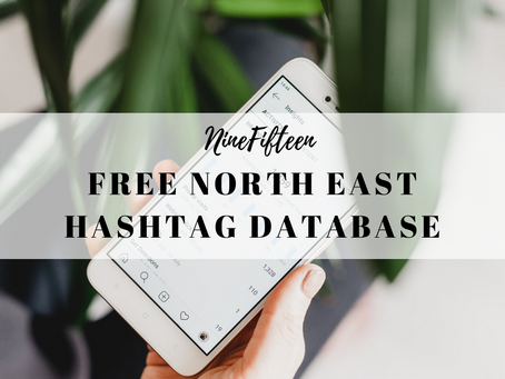 The BEST North East England #Hashtags to Use on Social Media!