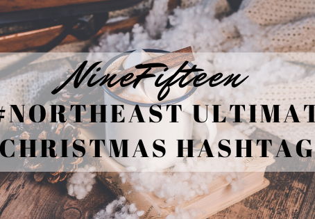 Your Go To North East Christmas Hashtags for Social Media!