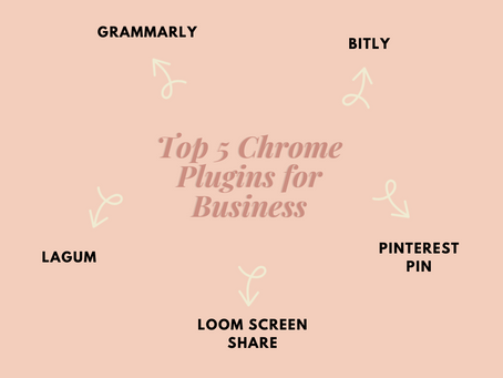 Top 5 Chrome Plugins for Small Businesses Online