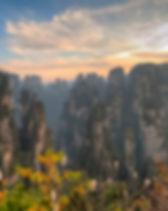 Zhangjiajie Mountains B HDR 1 Edit 1.jpg