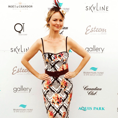 Louise Chambers Gold Coast Turf Club Manning Cartell