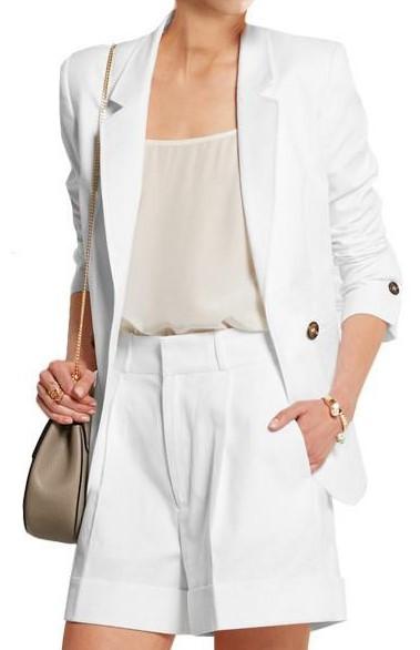 Shorts Suit Jacket