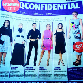 The Sunday Mail The Courier Mail Q Confidential Louise Chambers Magic Millions