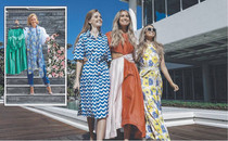 Louise Chambers Gold Coast Bulletin Pacific Fair Styling
