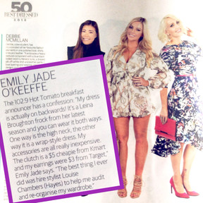 Best Dressed Emily Jade O'Keeffe