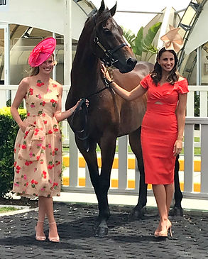 Francesca Cumani Amanda Abate styled by Gold Coast Stylist Brisbane Stylist Louise Chambers