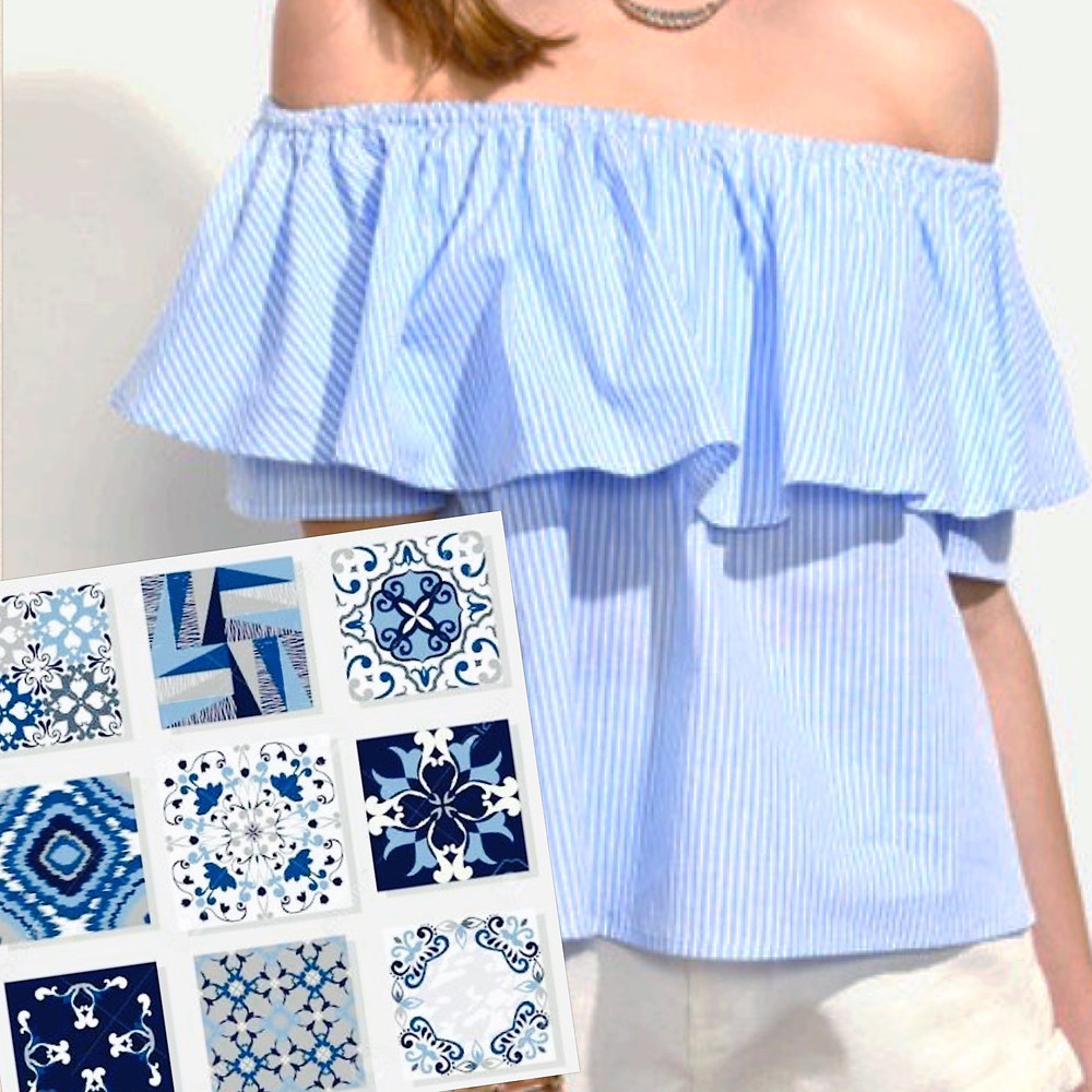 SS16 Trends Mediterranean Blues