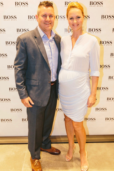 Louise Chambers Hugo Boss