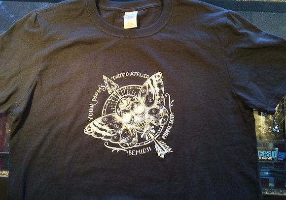 MothSKull T-shirt Men's