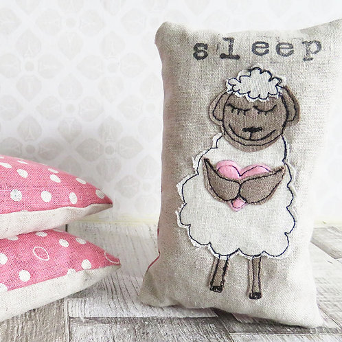 Sleepy Sheep Lavender Bag