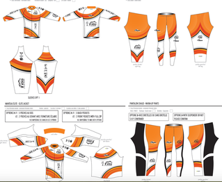 2017 Kimberley Nordic Club Clothing Now for Sale.