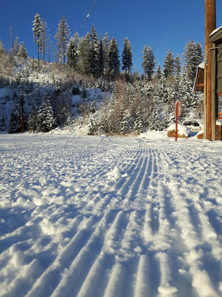 Monday Update, Bright and Sunny! More snow coming this week!